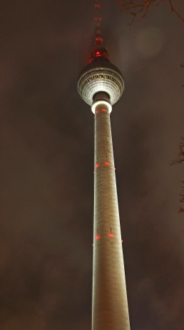 332 television tower Alexanderplatz