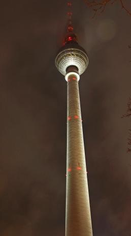 332 television tower Alexanderplatz