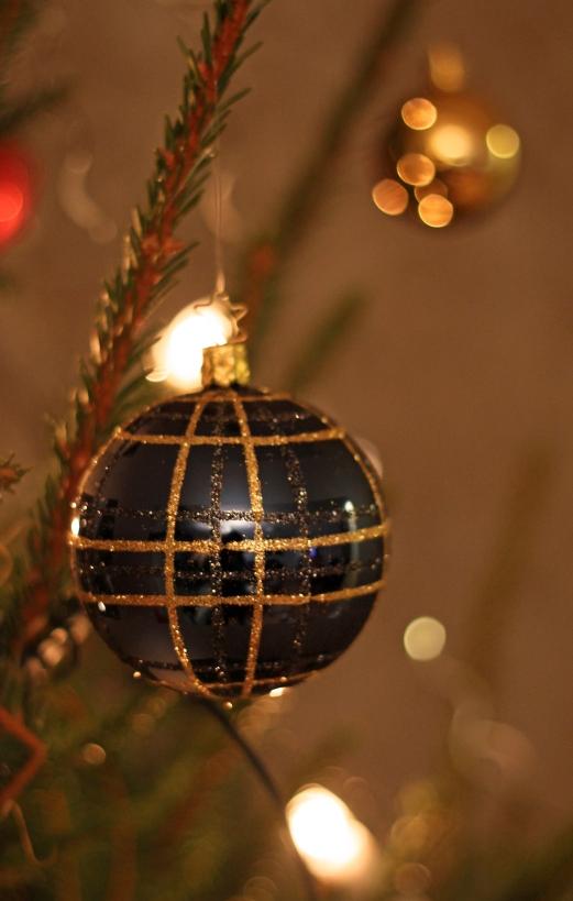 355 On the Christmas tree