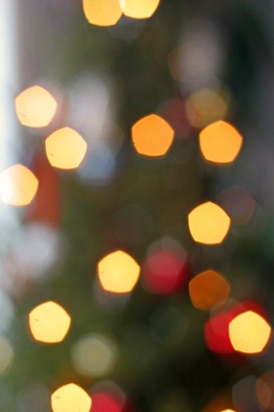 356 Christmas bokeh