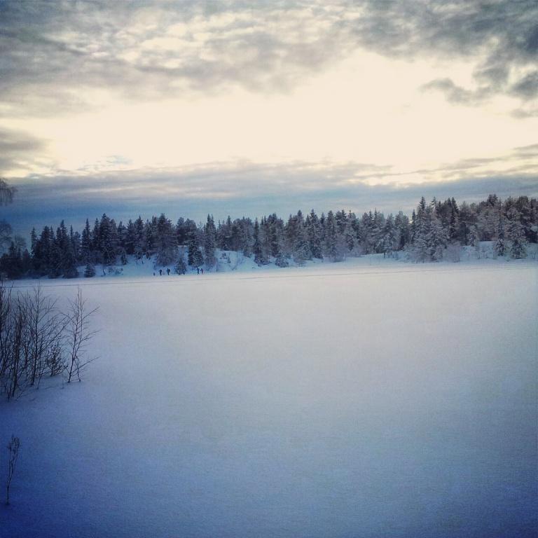 Skitur kyvatnet 2