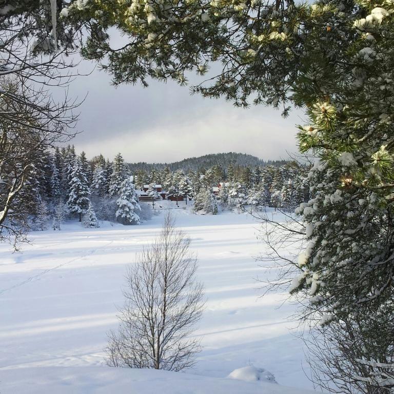 snø kyvatnet