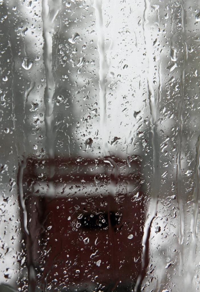 rain on the window 2
