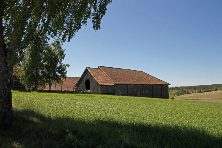 the barn Hvam