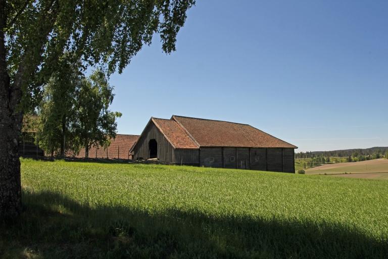 the barn Hvam