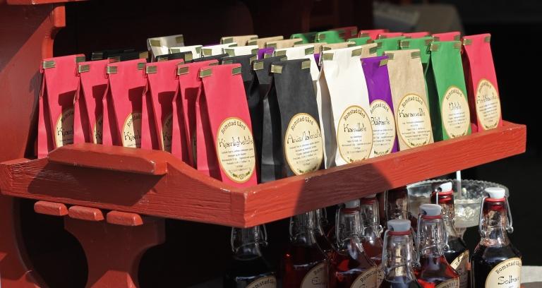 te og saft Romstad