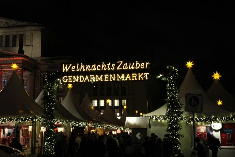 Christmas market Gendarmenmarkt