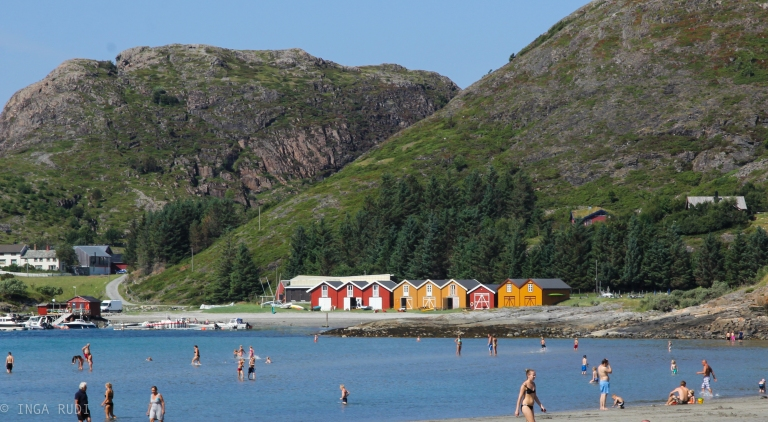boathouses stokkøya