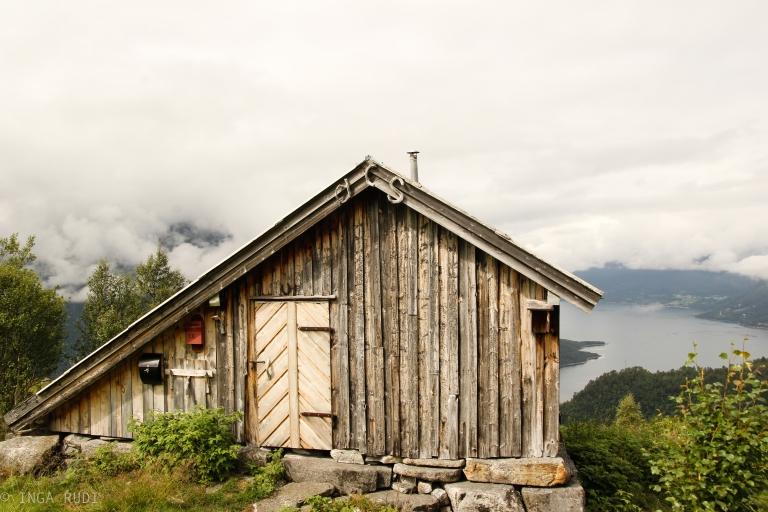 small cabin Ufsalen
