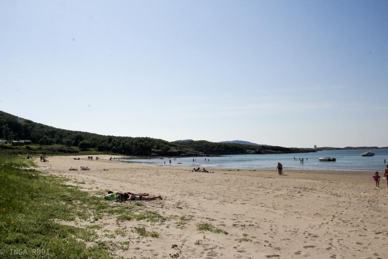 stokkøya beach