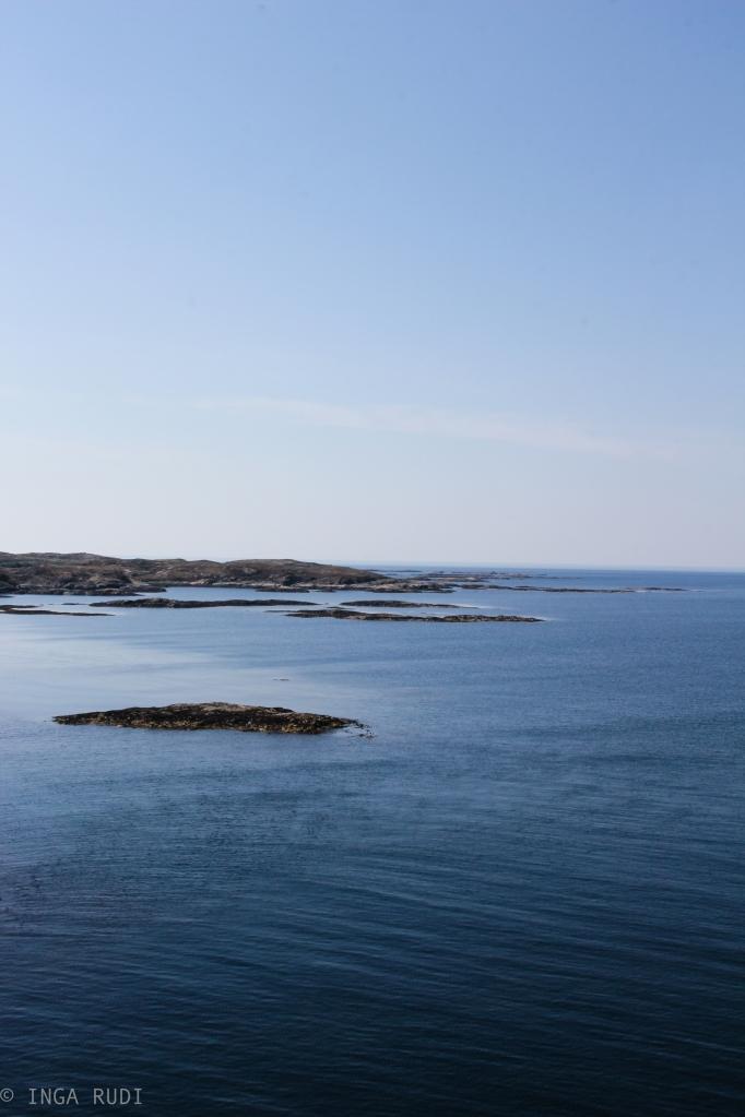 towards Linesøya