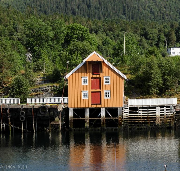 wharf Råkvåg