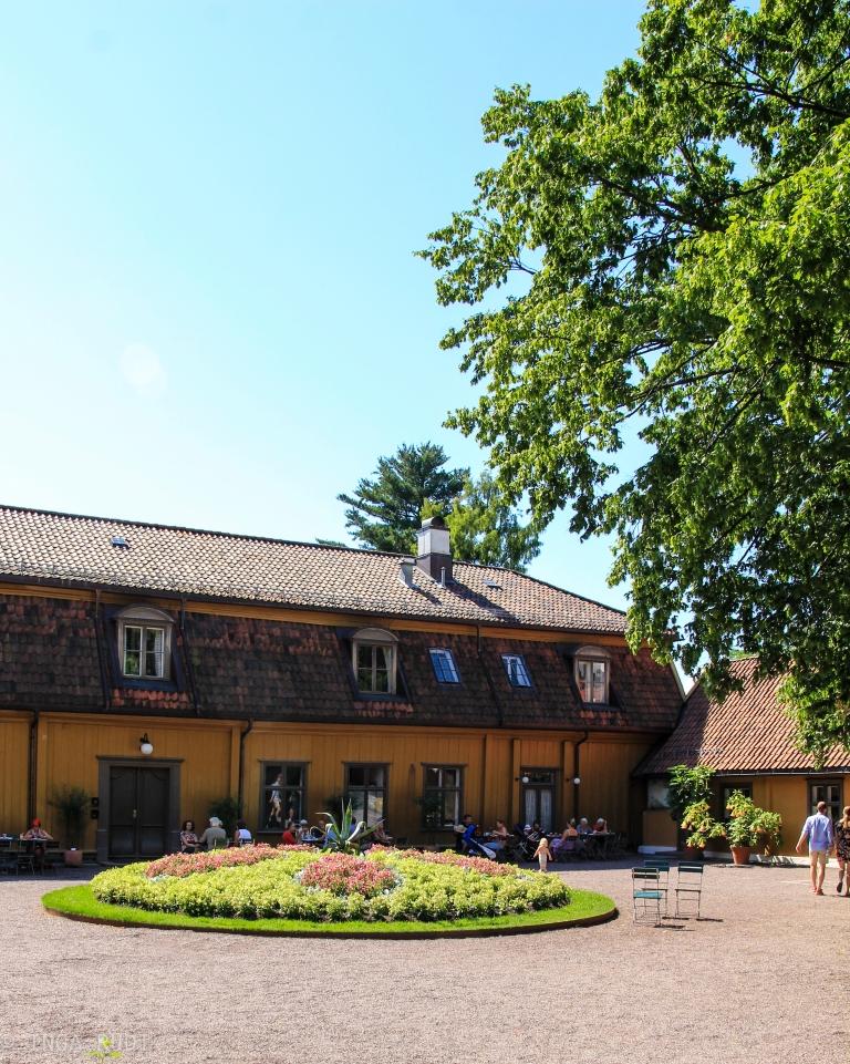tøyen manor house the cafe