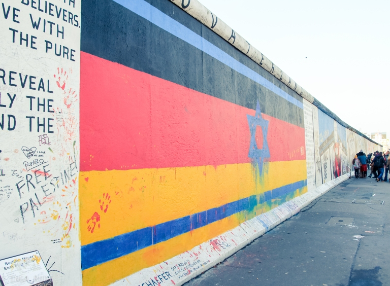 berlin wall east side gallery2