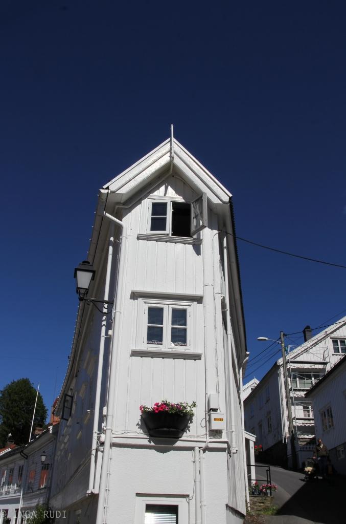 strykejernet narrow house